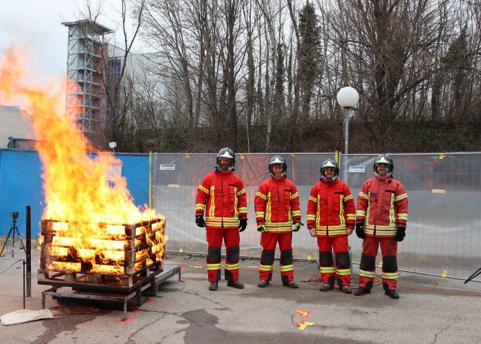 Projekt Firetest
